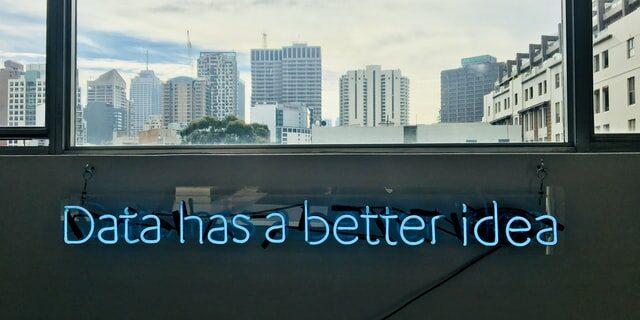 neon sign mention data top tech jobs