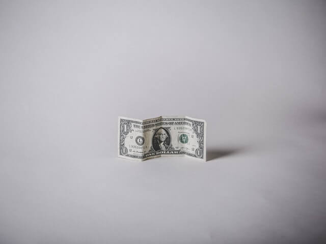 one dollar bill 2021 stimulus money
