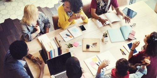 Creative staffing specialists can help companies increase diversity in the workplace.