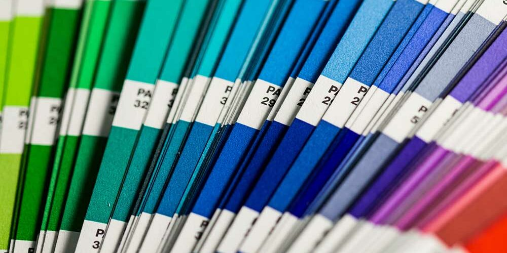 Creative Jobs 2021 Color Swatches