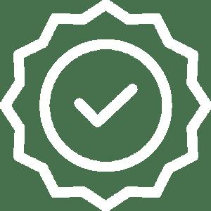 icon of a checkmark